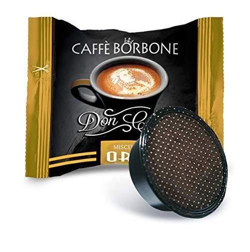 100 CAPSULE CAFFE BORBONE DON CARLO LAVAZZA A MODO MIO MISCELA ORO