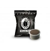 100 CAPSULE CAFFE' BORBONE FAP LAVAZZA ESPRESSO POINT MISCELA NERA (0,200/Pz)