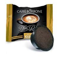 100 CAPSULE DON CARLO CAFFE BORBONE COMP. LAVAZZA A MODO MIO ORO (0,240€/Pz)