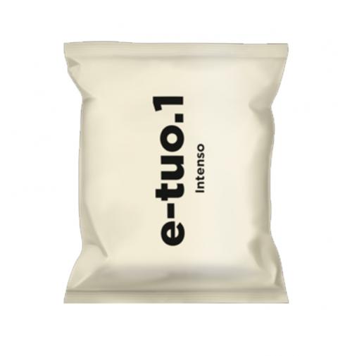100 CAPSULE POP CAFFE E-TUO.1 COMPATIBILI FIORFIORE COOP E LUI MISCELA INTENSO