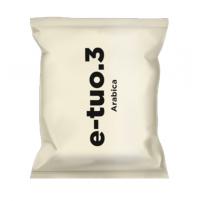 100 CAPSULE POP CAFFE E-TUO.3 COMPATIBILI FIORFIORE COOP E LUI MISCELA ARABICO