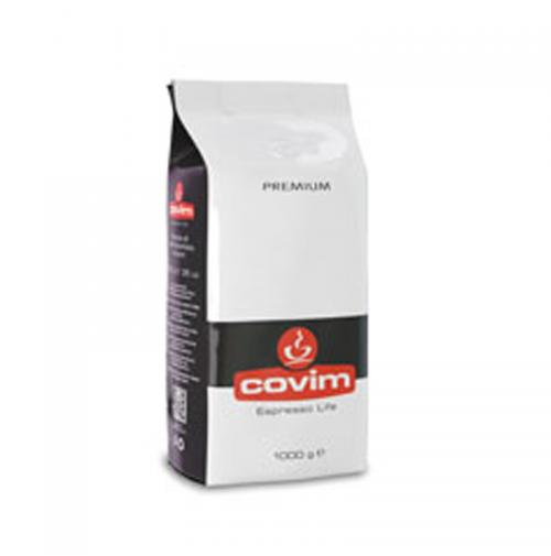 12 KG CAFFÈ COVIM MISCELA PREMIUM GRANI IN BUSTA SOTTOVUOTO DA 1 KG