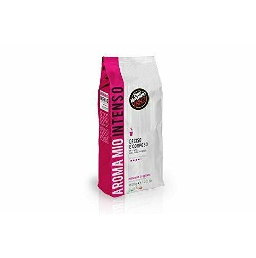 12 KG CAFFÈ VERGNANO 1882 MISCELA AROMA MIO INTENSO GRANI IN BUSTA SOTTOVUOTO