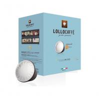 150 CAPSULE LOLLOCAFFÈ COMPATIBILI CAFFITALY MISCELA NERA