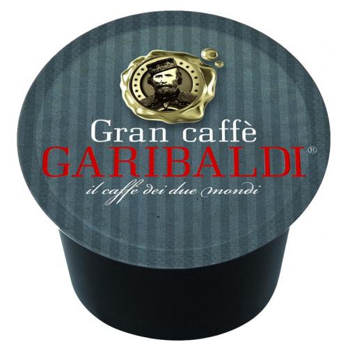 200 CAPSULE GRAN CAFFÈ GARIBALDI COMPATIBILI LAVAZZA FIRMA E VITHA GUSTO INTENSO