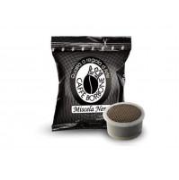 200 CIALDE CAPSULE COMPATIBILI ESPRESSO POINT CAFFE' BORBONE MISCELA NERA