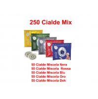 250 CIALDE ESE 44 CAFFE BORBONE MIX DEGUSTAZIONE MISCELA ROSSA BLU NERA ORO DEK