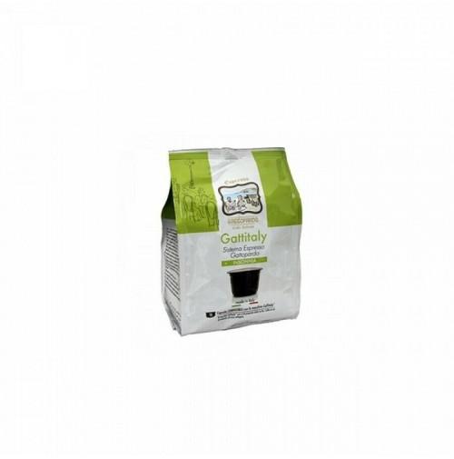 288 CAPSULE TO.DA. GATTOPARDO CAFFÈ MISCELA INSONNIA COMPATIBILI CAFFITALY