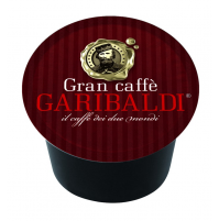 50 CAPSULE GRAN CAFFÈ GARIBALDI COMPATIBILI LAVAZZA FIRMA E VITHA DOLCE AROMA