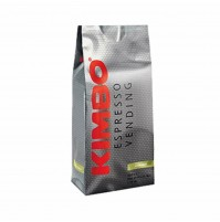 8 KG CAFFÈ KIMBO MISCELA AMABILE ESPRESSO VENDING GRANI IN BUSTA SOTTOVUOTO