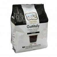 96 CAPSULE TO.DA. GATTOPARDO CAFFÈ MISCELA DAKAR COMPATIBILI CAFFITALY