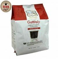 96 CAPSULE TO.DA. GATTOPARDO CAFFÈ MISCELA GUSTO RICCO COMPATIBILI CAFFITALY