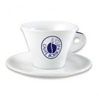 TAZZONA GIGANTE PORTAZUCCHERO IN CERAMICA ORIGINALE CAFFE' BORBONE