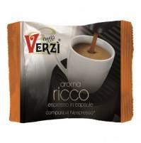 100 CAPSULE CAFFÈ VERZI COMPATIBILI NESPRESSO MISCELA AROMA RICCO