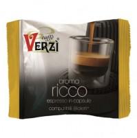 100 CAPSULE CAFFÈ VERZI COMPATIBILI BIALETTI MISCELA AROMA RICCO