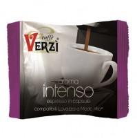 100 CAPSULE CAFFÈ VERZI COMPATIBILI LAVAZZA A MODO MIO MISCELA AROMA INTENSO