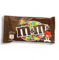 M & M'S CHOCOLATE - CONFEZIONE PZ 24 DA 45 GRAMMI