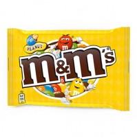 M & M'S PEANUT - CONFEZIONE PZ 24 DA 45 GRAMMI