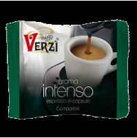 100 CAPSULE CAFFÈ VERZI COMPATIBILI FIOR FIORE COOP MISCELA AROMA INTENSO