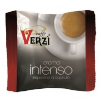 100 CAPSULE CAFFÈ VERZI COMPATIBILI LAVAZZA ESPRESSO POINT MISCELA AROMA INTENSO
