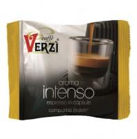 100 CAPSULE CAFFÈ VERZI COMPATIBILI BIALETTI MISCELA AROMA INTENSO