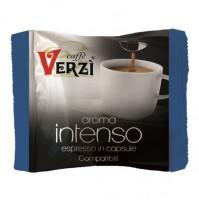 100 CAPSULE CAFFÈ VERZI COMPATIBILI LAVAZZA FIRMA MISCELA AROMA INTENSO